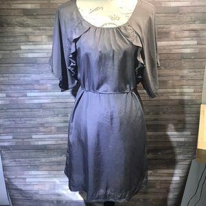 Anthro Moulinette Soeurs Silk Dress Size 8